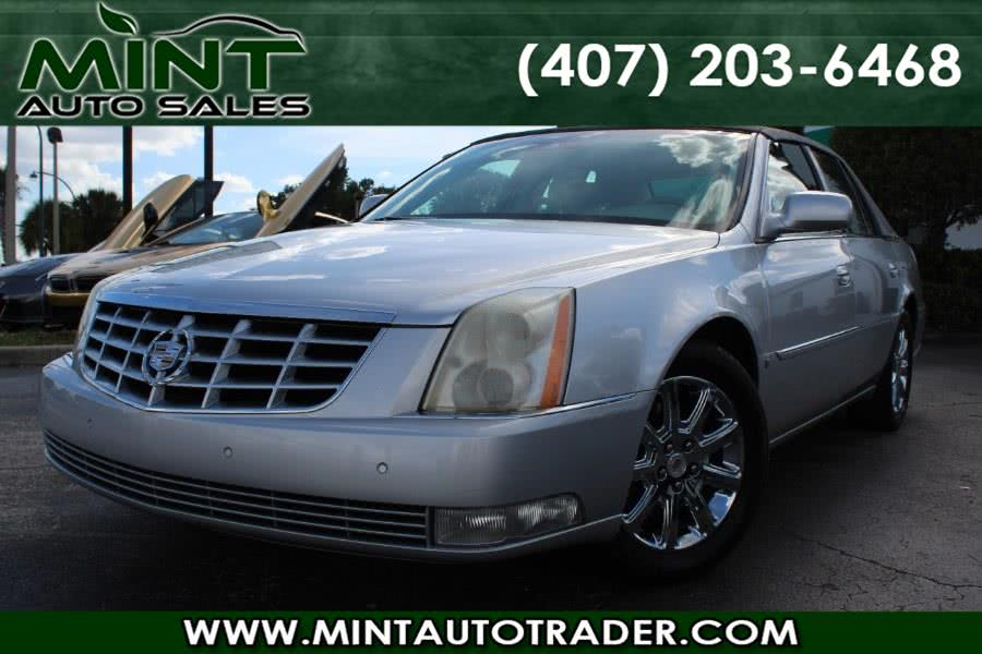 Used 2009 Cadillac DTS in Orlando, Florida | Mint Auto Sales. Orlando, Florida