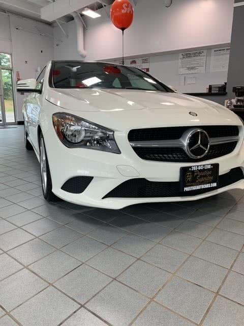 2016 Mercedes-benz Cla CLA 250, available for sale in New Britain, Connecticut   Prestige Auto Cars LLC. New Britain, Connecticut