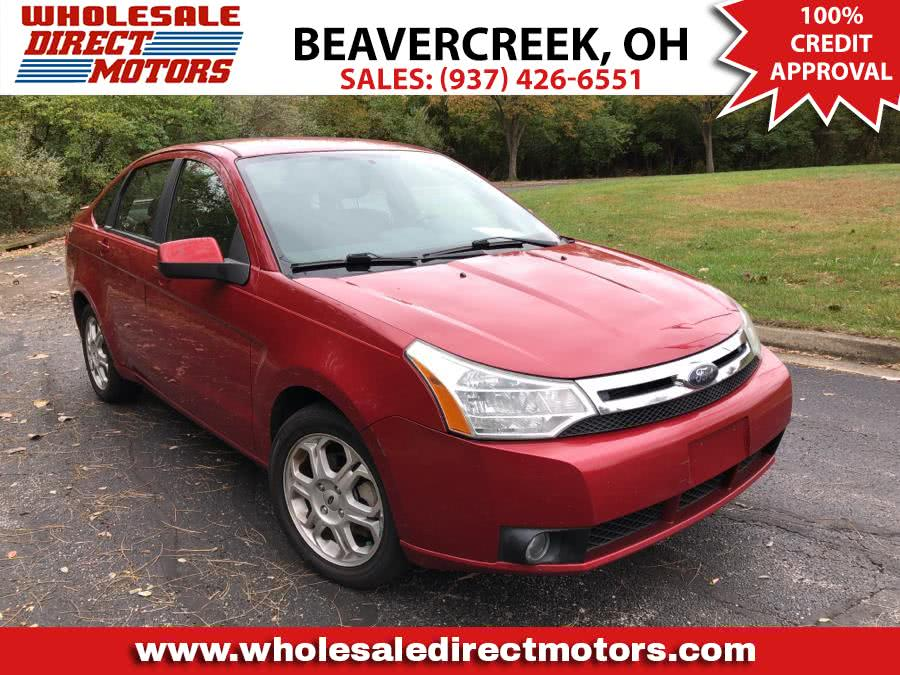 Used 2009 Ford Focus in Beavercreek, Ohio | Wholesale Direct Motors. Beavercreek, Ohio
