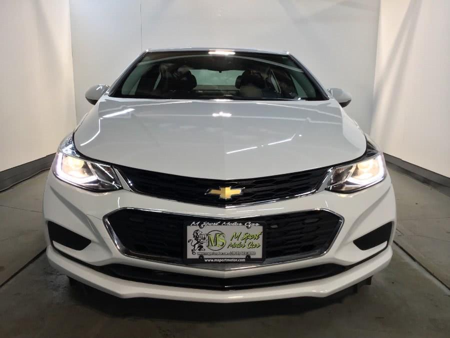 Used 2017 Chevrolet Cruze in Hillside, New Jersey | M Sport Motor Car. Hillside, New Jersey