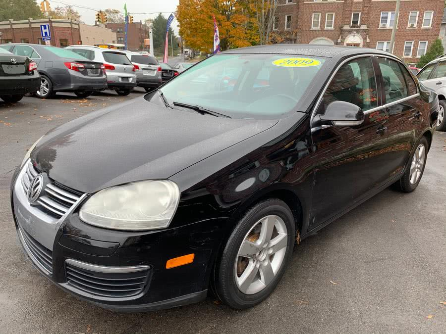 Used 2009 Volkswagen Jetta Sedan in New Britain, Connecticut | Central Auto Sales & Service. New Britain, Connecticut
