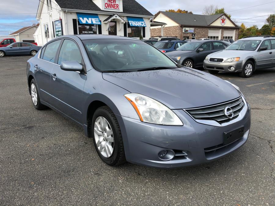 2010 Nissan Altima 4dr Sdn I4 CVT 2.5 S, available for sale in East Windsor, Connecticut | A1 Auto Sale LLC. East Windsor, Connecticut
