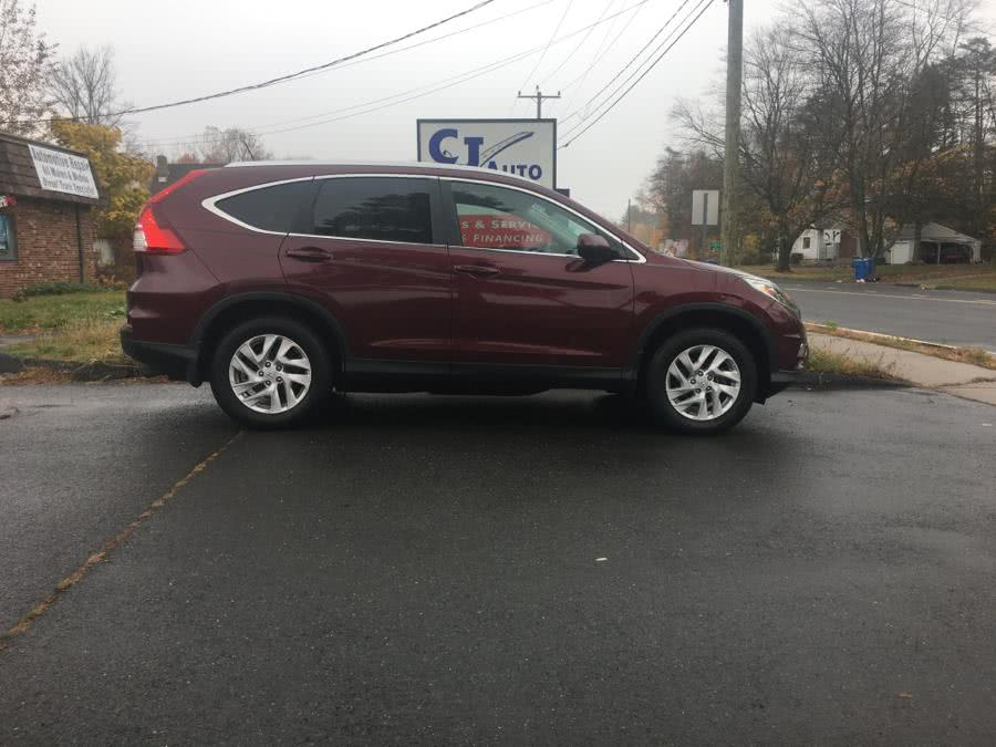 Used Honda CR-V AWD 5dr EX-L 2015 | CJ Auto Mall. Bristol , Connecticut