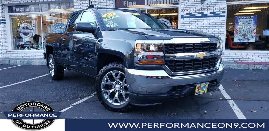 Used 2018 Chevrolet Silverado 1500 in Wappingers Falls, New York | Performance Motorcars Inc. Wappingers Falls, New York