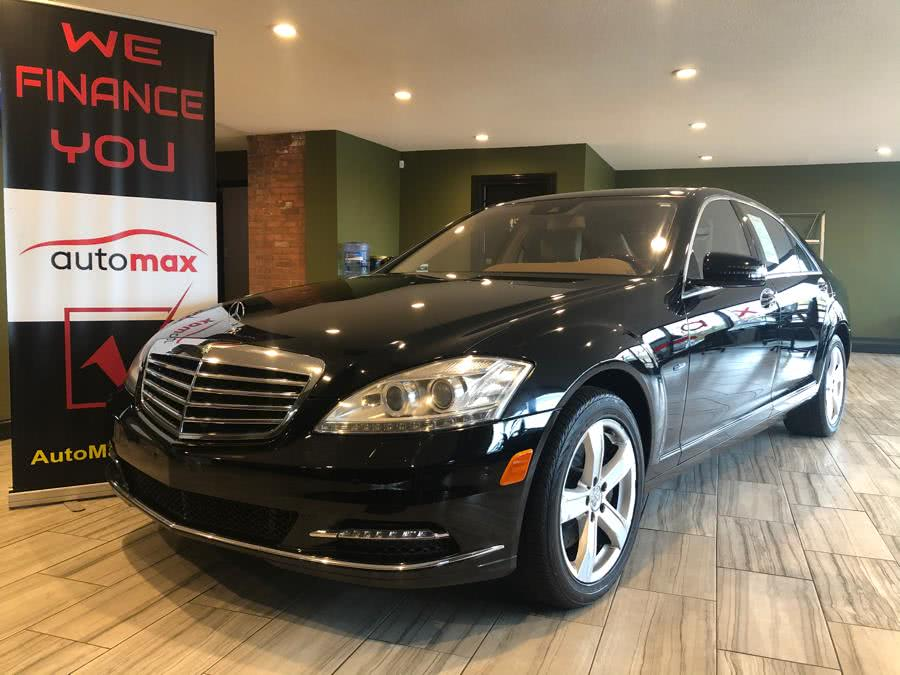 Used 2012 Mercedes-Benz S-Class in West Hartford, Connecticut | AutoMax. West Hartford, Connecticut