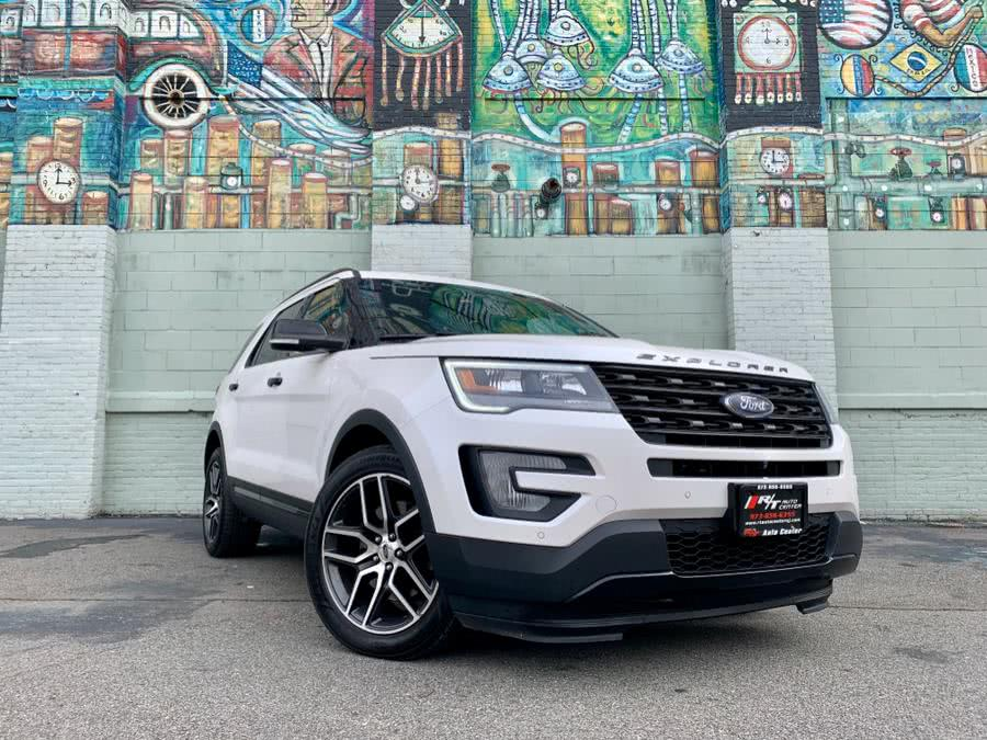 Used 2016 Ford Explorer in Newark, New Jersey | RT Auto Center LLC. Newark, New Jersey
