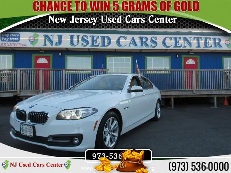 Used 2015 BMW 5 Series in Irvington, New Jersey | NJ Used Cars Center. Irvington, New Jersey