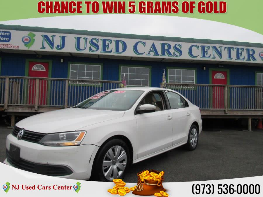 Used 2012 Volkswagen Jetta Sedan in Irvington, New Jersey | NJ Used Cars Center. Irvington, New Jersey