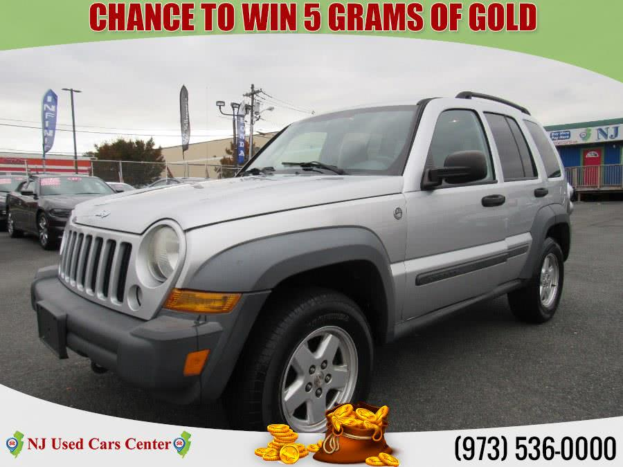 Used 2007 Jeep Liberty in Irvington, New Jersey | NJ Used Cars Center. Irvington, New Jersey