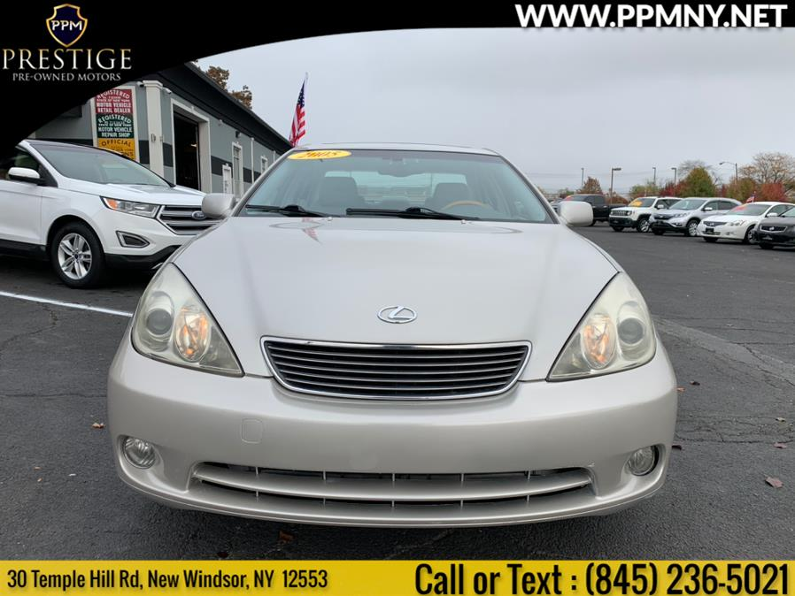 2005 Lexus ES 330 4dr Sdn, available for sale in New Windsor, New York | Prestige Pre-Owned Motors Inc. New Windsor, New York