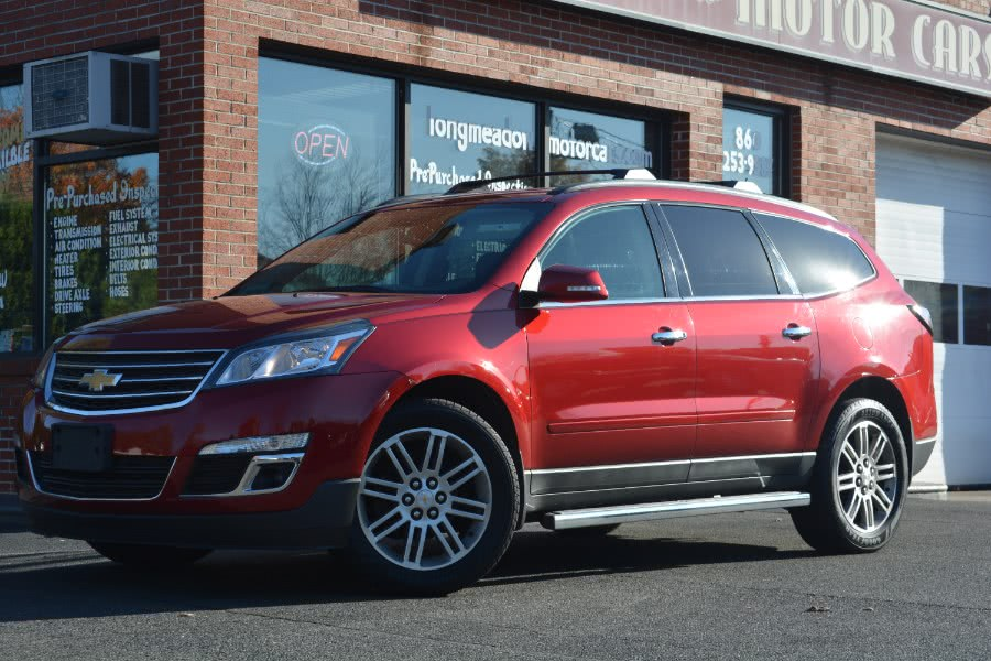 Used 2014 Chevrolet Traverse in ENFIELD, Connecticut | Longmeadow Motor Cars. ENFIELD, Connecticut