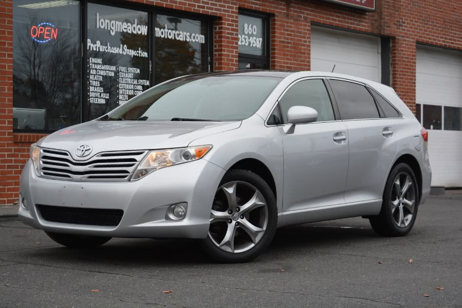 Used 2011 Toyota Venza in ENFIELD, Connecticut | Longmeadow Motor Cars. ENFIELD, Connecticut