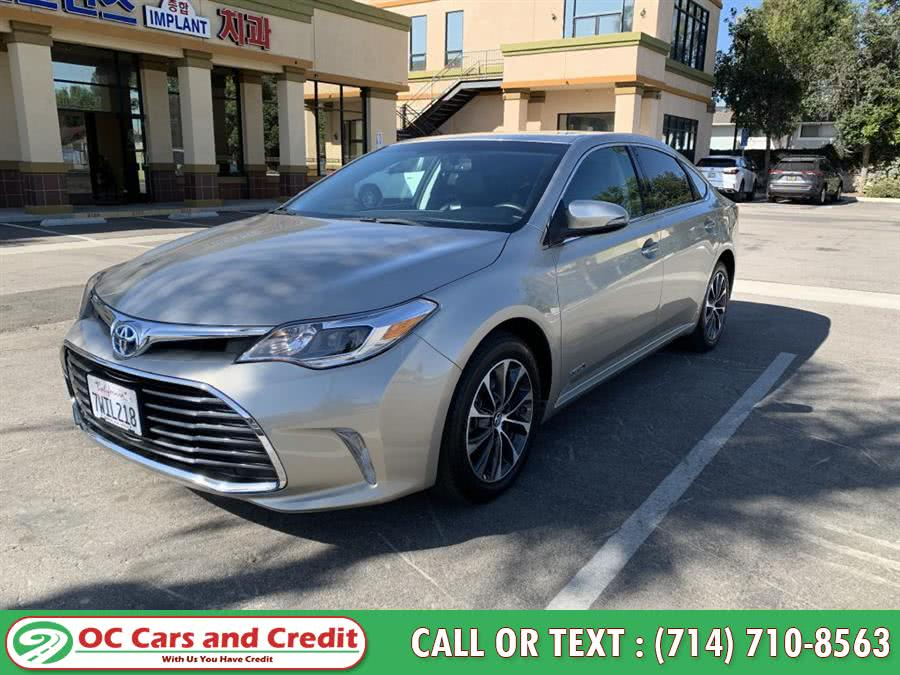 Used 2016 Toyota Avalon in Garden Grove, California | OC Cars and Credit. Garden Grove, California