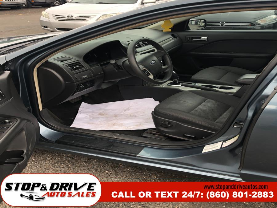 2012 Ford Fusion 4dr Sdn SE FWD, available for sale in East Windsor, Connecticut | Stop & Drive Auto Sales. East Windsor, Connecticut