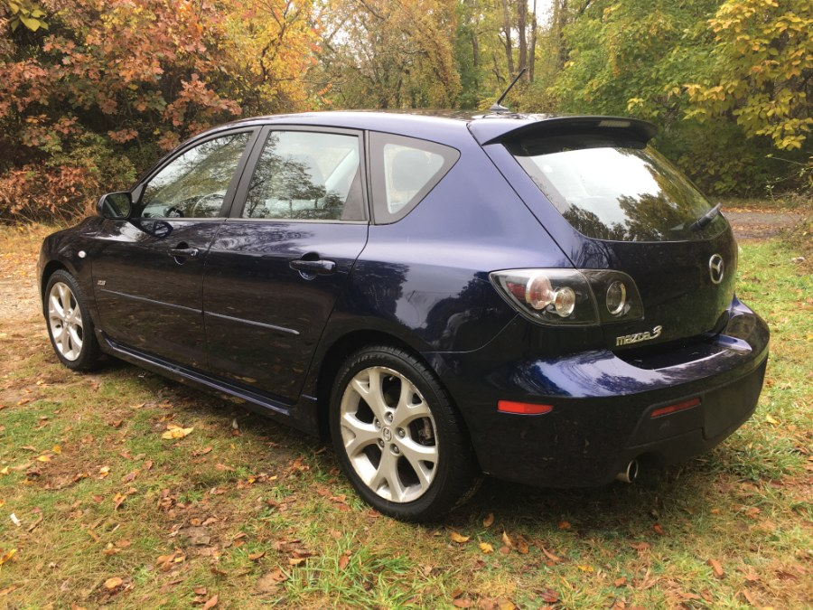 2008 Mazda Mazda3 5dr HB Auto s Touring, available for sale in Norwich, Connecticut | Elite Auto Brokers LLC. Norwich, Connecticut