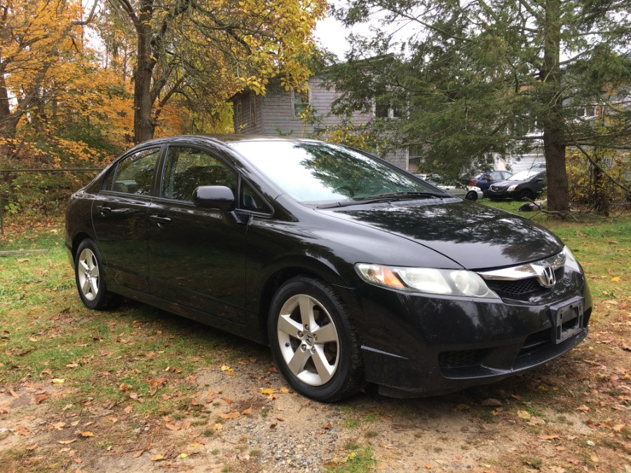 2011 Honda Civic Sdn 4dr Man LX-S, available for sale in Norwich, Connecticut | Elite Auto Brokers LLC. Norwich, Connecticut