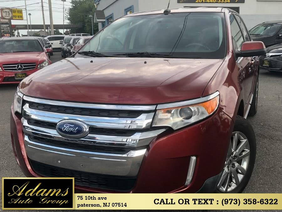 Used Ford Edge 4dr Limited AWD 2014 | Adams Auto Group. Paterson, New Jersey