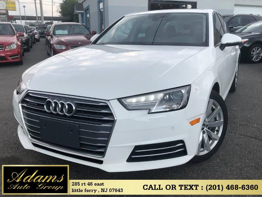 Used 2017 Audi A4 in Little Ferry , New Jersey | Adams Auto Group . Little Ferry , New Jersey