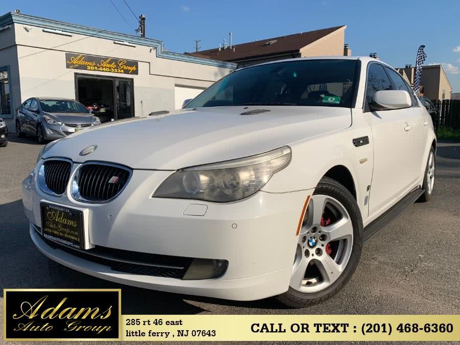 2008 BMW 5 Series 4dr Sdn 535xi AWD, available for sale in Little Ferry , New Jersey | Adams Auto Group . Little Ferry , New Jersey
