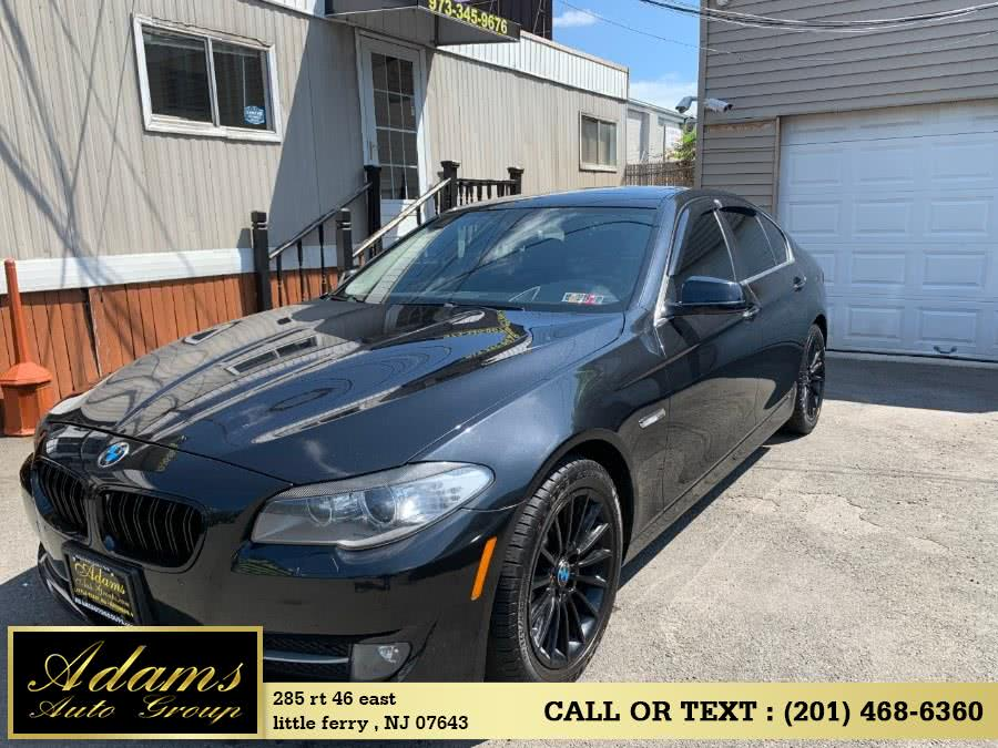 Used 2013 BMW 5 Series in Little Ferry , New Jersey | Adams Auto Group . Little Ferry , New Jersey