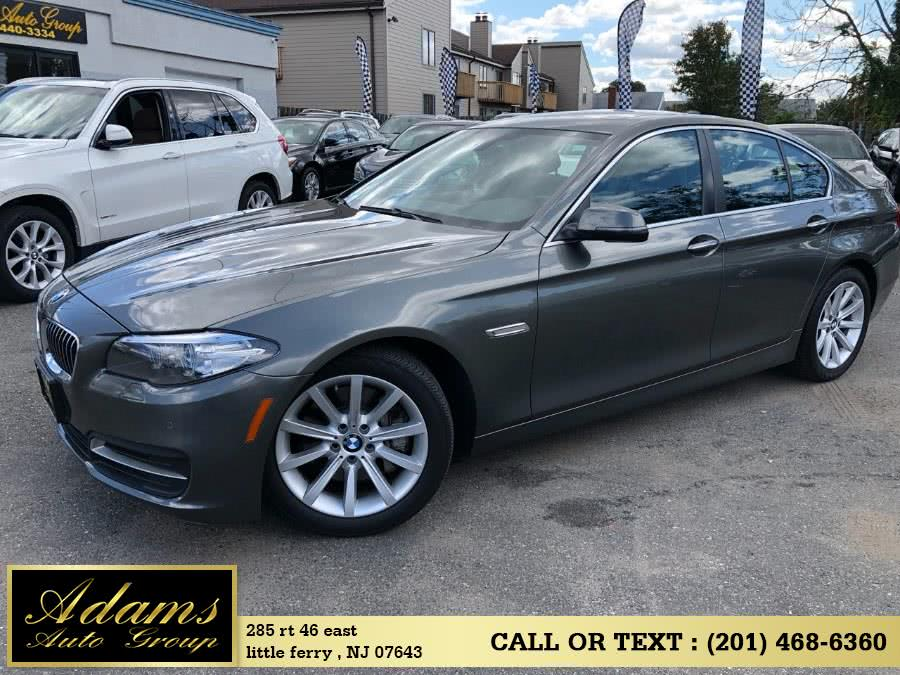 Used 2014 BMW 5 Series in Little Ferry , New Jersey | Adams Auto Group . Little Ferry , New Jersey