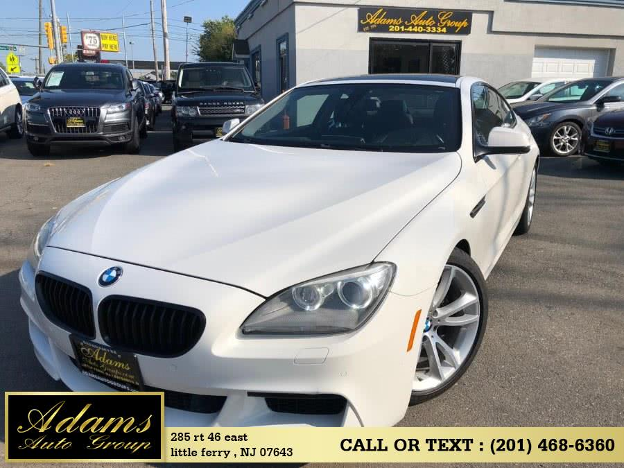 Used 2012 BMW 6 Series in Little Ferry , New Jersey | Adams Auto Group . Little Ferry , New Jersey