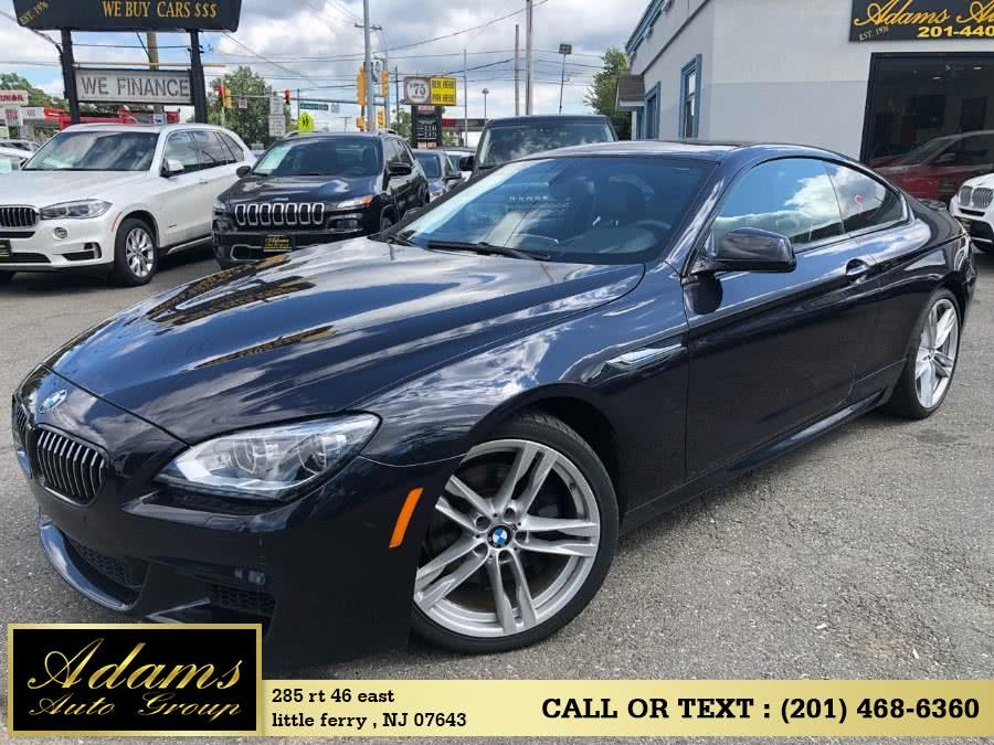 Used 2013 BMW 6 Series in Little Ferry , New Jersey | Adams Auto Group . Little Ferry , New Jersey