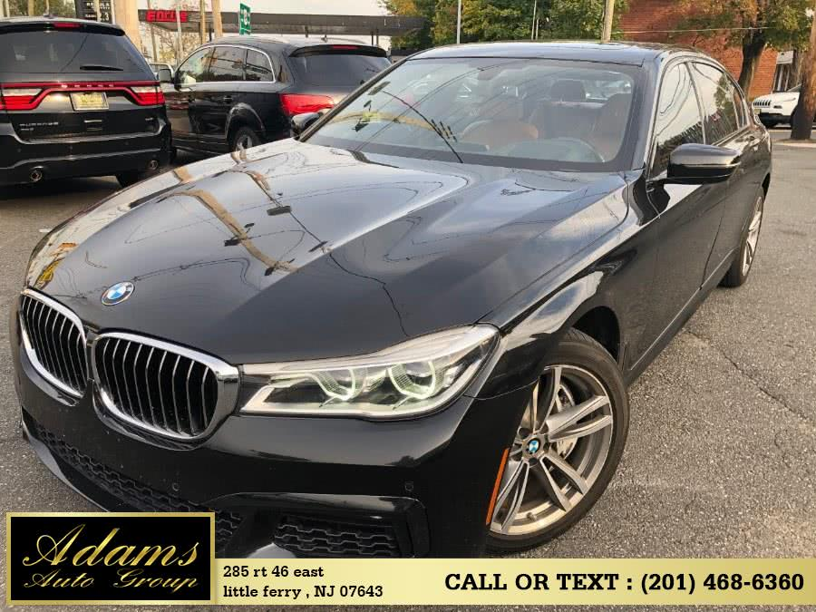 Used 2016 BMW 7 Series in Little Ferry , New Jersey | Adams Auto Group . Little Ferry , New Jersey