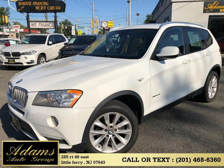 Used 2014 BMW X3 in Little Ferry , New Jersey | Adams Auto Group . Little Ferry , New Jersey
