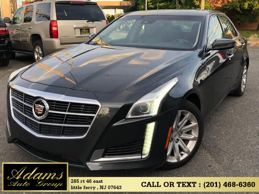 Used 2014 Cadillac CTS Sedan in Little Ferry , New Jersey | Adams Auto Group . Little Ferry , New Jersey