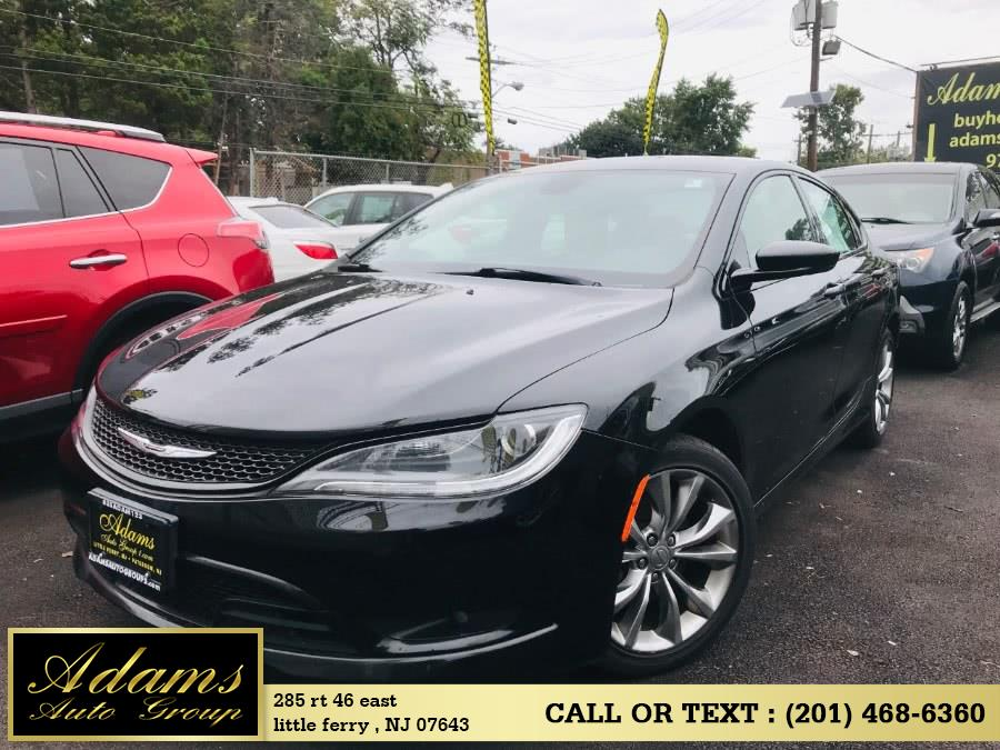 Used 2015 Chrysler 200 in Little Ferry , New Jersey | Adams Auto Group . Little Ferry , New Jersey