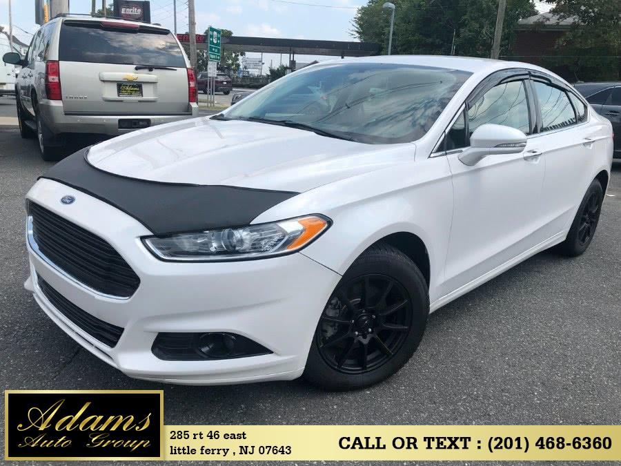 Used 2016 Ford Fusion in Little Ferry , New Jersey | Adams Auto Group . Little Ferry , New Jersey