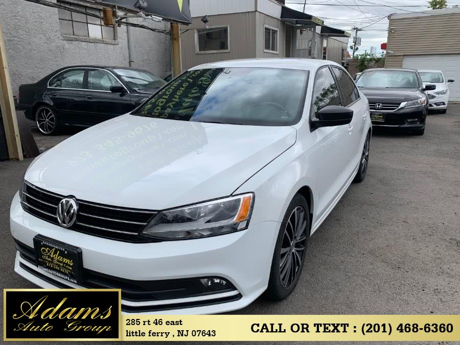 Used 2016 Volkswagen Jetta Sedan in Little Ferry , New Jersey | Adams Auto Group . Little Ferry , New Jersey