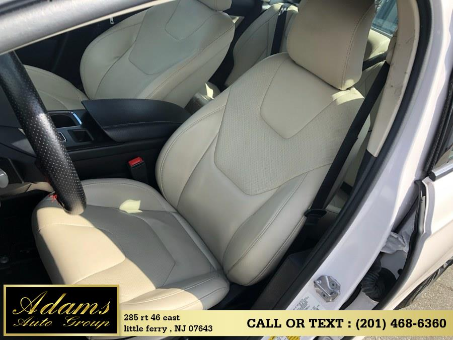 Used Ford Fusion Titanium AWD 2017 | Adams Auto Group . Little Ferry , New Jersey