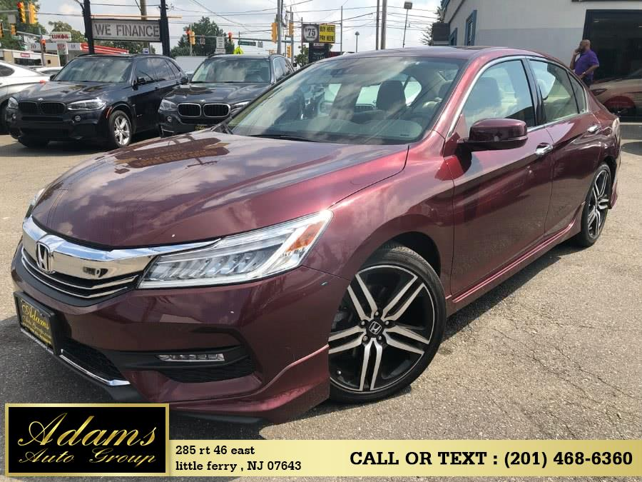Used 2016 Honda Accord Sedan in Little Ferry , New Jersey | Adams Auto Group . Little Ferry , New Jersey