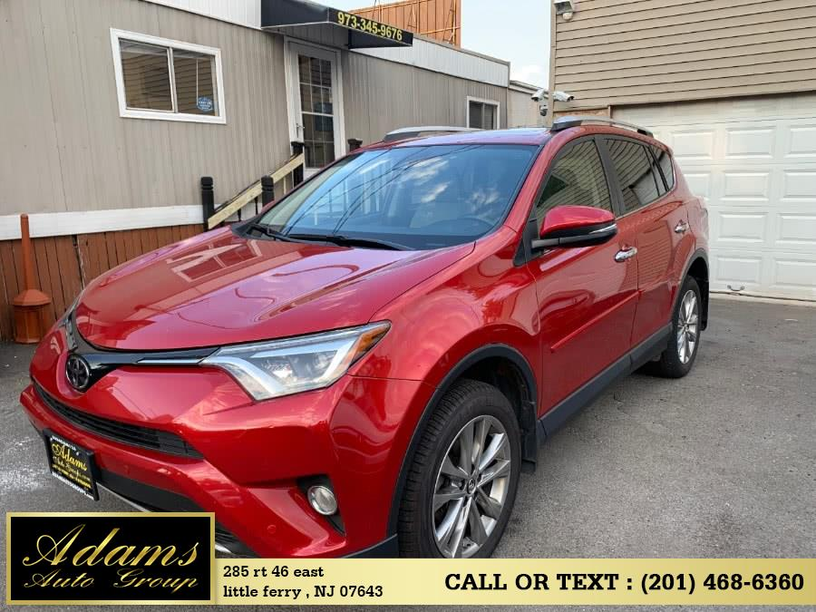 Used 2016 Toyota RAV4 in Little Ferry , New Jersey | Adams Auto Group . Little Ferry , New Jersey
