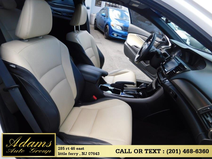 2017 Honda Accord Coupe EX-L CVT, available for sale in Little Ferry , New Jersey | Adams Auto Group . Little Ferry , New Jersey