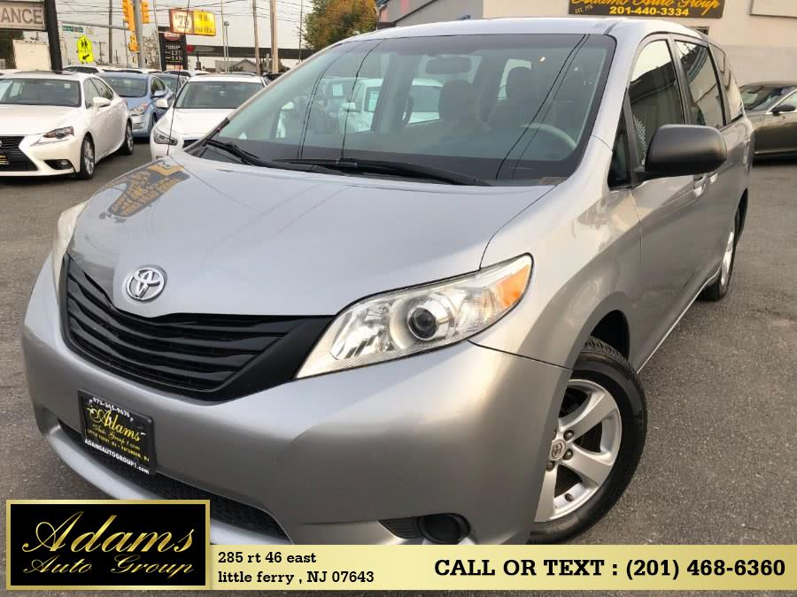 Used 2011 Toyota Sienna in Little Ferry , New Jersey | Adams Auto Group . Little Ferry , New Jersey