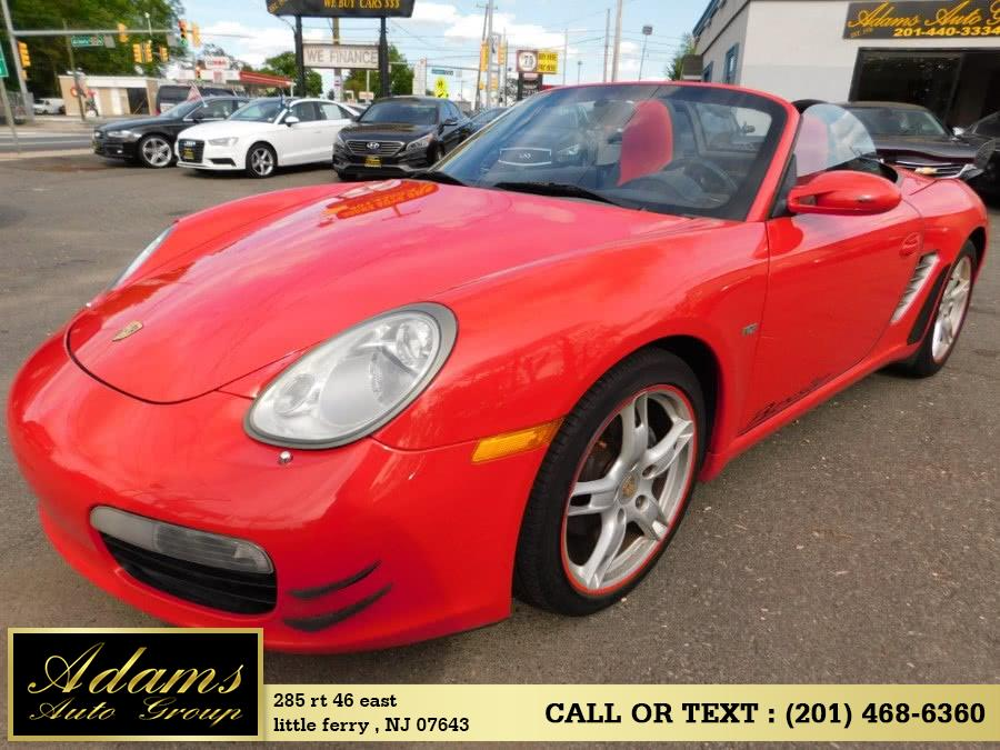 Used 2005 Porsche Boxster in Little Ferry , New Jersey | Adams Auto Group . Little Ferry , New Jersey