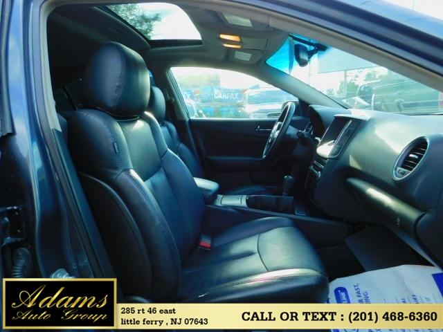 2012 Nissan Maxima SV, available for sale in Little Ferry , New Jersey | Adams Auto Group . Little Ferry , New Jersey