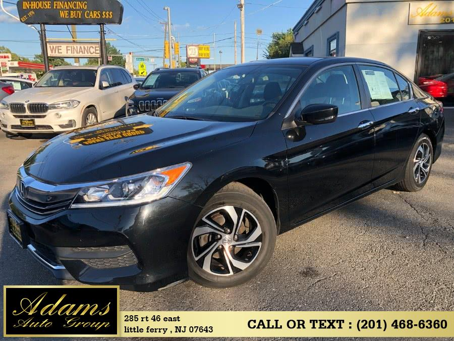 Used 2017 Honda Accord Sedan in Little Ferry , New Jersey | Adams Auto Group . Little Ferry , New Jersey