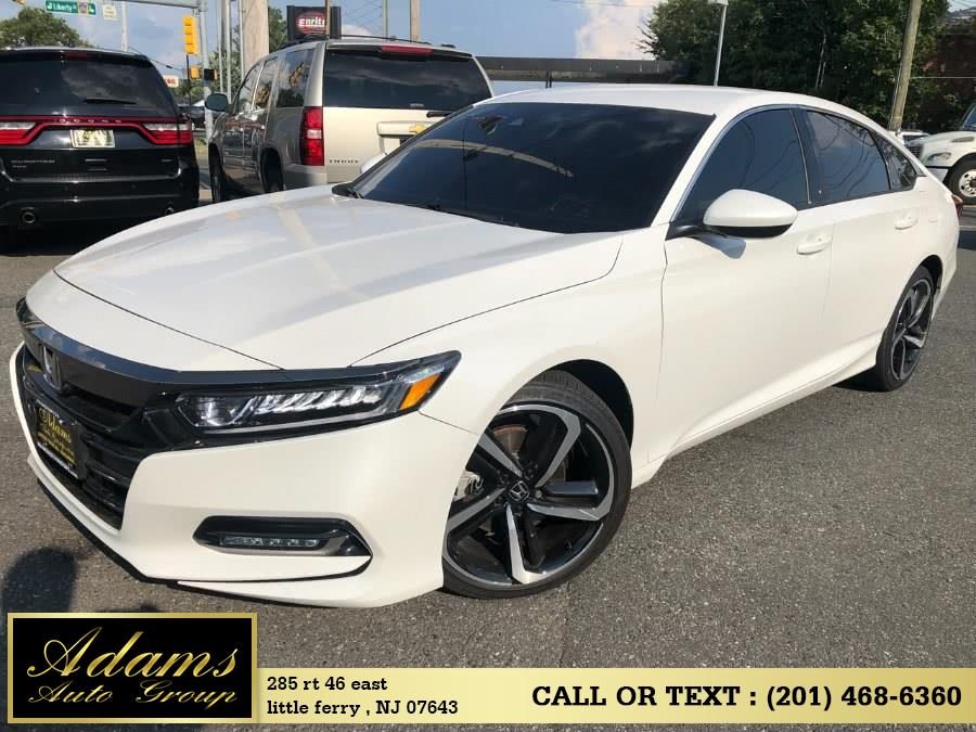 2019 Honda Accord Sedan Sport 1.5T CVT, available for sale in Little Ferry , New Jersey | Adams Auto Group . Little Ferry , New Jersey