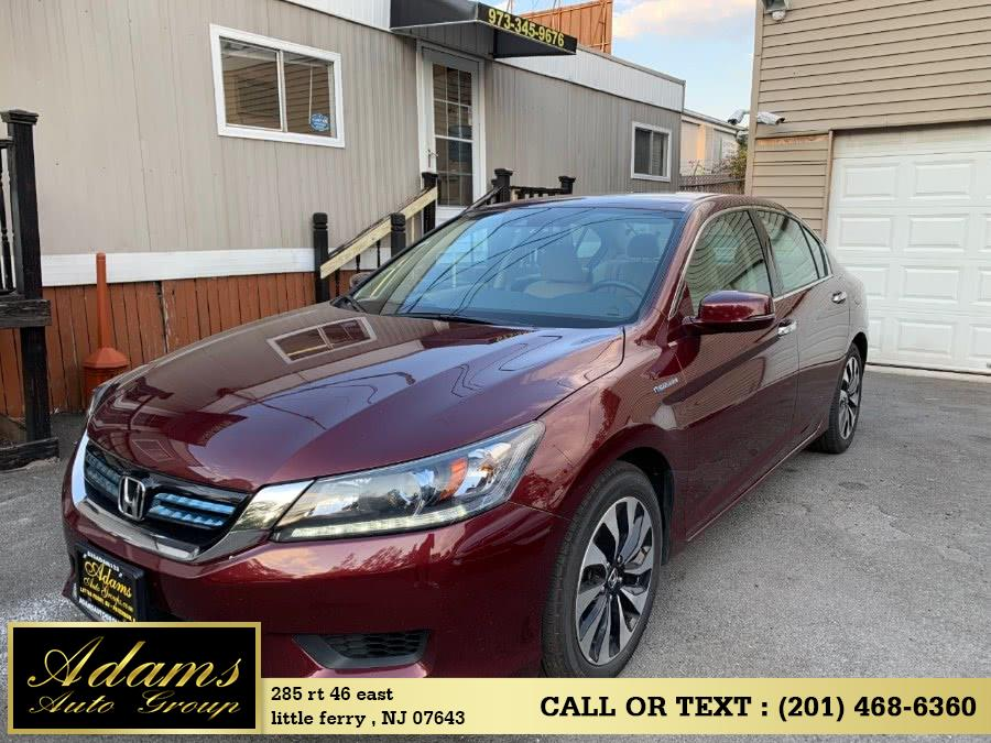 Used 2015 Honda Accord Hybrid in Little Ferry , New Jersey | Adams Auto Group . Little Ferry , New Jersey