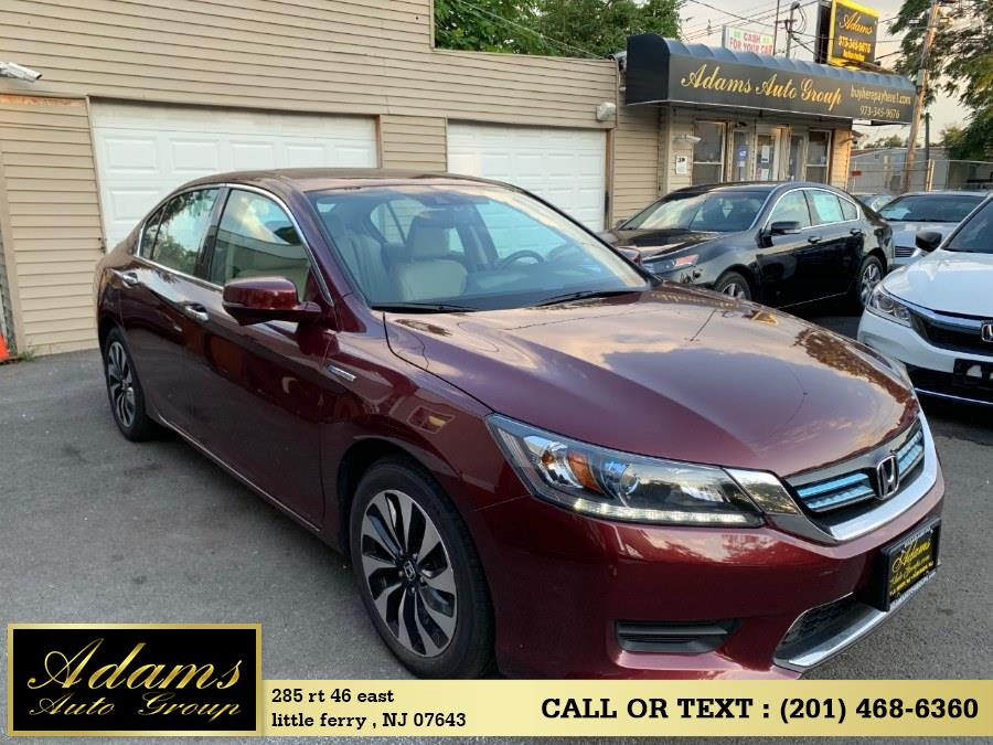 2015 Honda Accord Hybrid 4dr Sdn EX-L, available for sale in Little Ferry , New Jersey | Adams Auto Group . Little Ferry , New Jersey