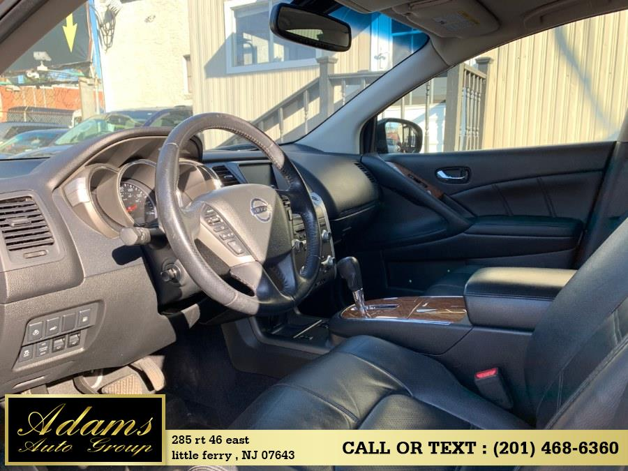 2012 Nissan Murano AWD 4dr SL, available for sale in Little Ferry , New Jersey   Adams Auto Group . Little Ferry , New Jersey