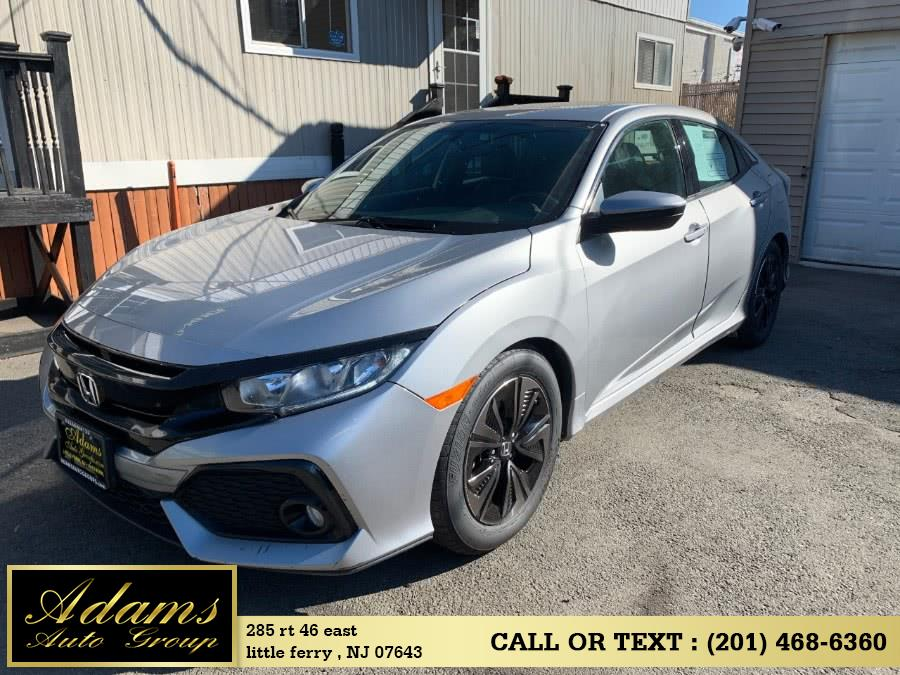 Used 2017 Honda Civic Hatchback in Little Ferry , New Jersey | Adams Auto Group . Little Ferry , New Jersey