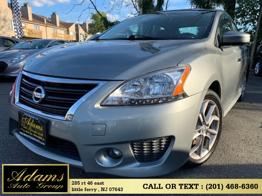 Used 2013 Nissan Sentra in Little Ferry , New Jersey | Adams Auto Group . Little Ferry , New Jersey