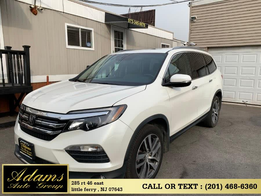 Used 2016 Honda Pilot in Little Ferry , New Jersey | Adams Auto Group . Little Ferry , New Jersey