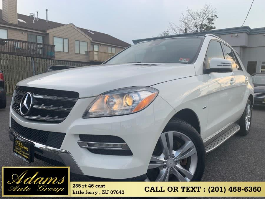Used 2012 Mercedes-Benz M-Class in Little Ferry , New Jersey | Adams Auto Group . Little Ferry , New Jersey