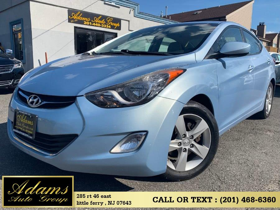 2012 Hyundai Elantra 4dr Sdn Auto Limited, available for sale in Little Ferry , New Jersey | Adams Auto Group . Little Ferry , New Jersey